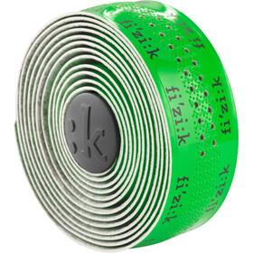 Fizik Superlight Glossy Rubans de cintre logo Fizik, fluo green